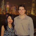Craig & Amornrat in HongKong